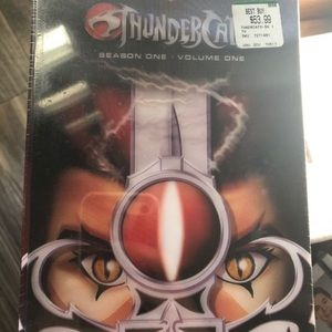 Brand new with tags ThunderCats volume 1
